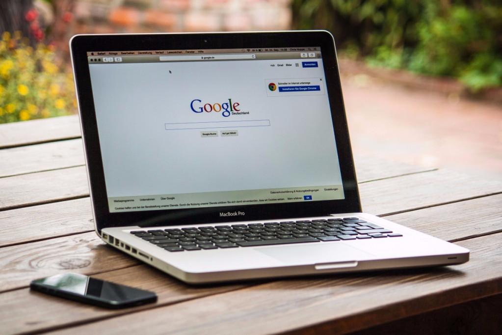 macbook og google